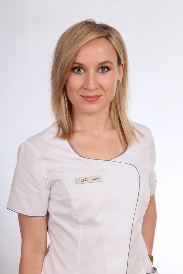 Kosmetolog Bydgoszcz Fordon mgr Natalia Grabek